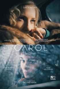 Carol - Poster / Capa / Cartaz - Oficial 2