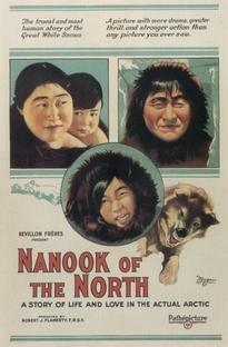 Nanook, o Esquimó - Poster / Capa / Cartaz - Oficial 2