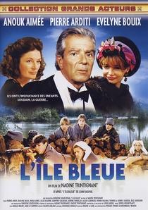 L'île bleue       (The Blue Island) - Poster / Capa / Cartaz - Oficial 1
