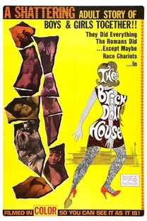 The Brick Dollhouse - Poster / Capa / Cartaz - Oficial 1
