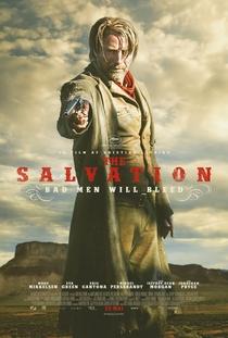A Salvação - Poster / Capa / Cartaz - Oficial 1