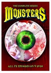 Histórias de Monstros (1ª Temporada) - Poster / Capa / Cartaz - Oficial 1