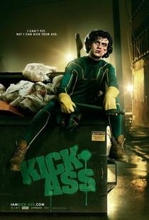 Kick-Ass - Quebrando Tudo - Poster / Capa / Cartaz - Oficial 5