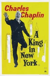 Um Rei em Nova York - Poster / Capa / Cartaz - Oficial 1