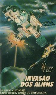 Invasão dos Aliens - Poster / Capa / Cartaz - Oficial 3