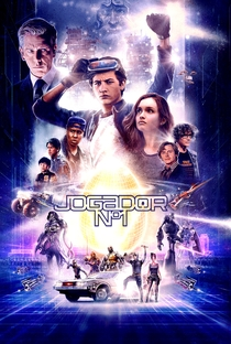 Jogador Nº 1 - Poster / Capa / Cartaz - Oficial 12