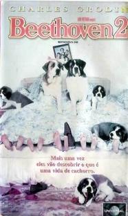 Beethoven 2 - Poster / Capa / Cartaz - Oficial 3