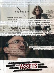 The Assets - Poster / Capa / Cartaz - Oficial 1