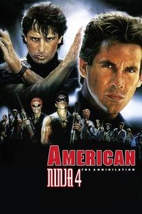 American Ninja 4: O Grande Kickboxer Americano - Poster / Capa / Cartaz - Oficial 5