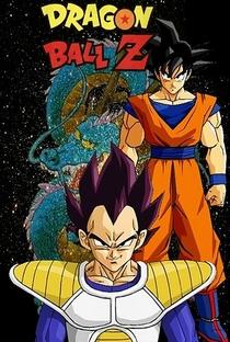 Dragon Ball Z (3ª Temporada) - Poster / Capa / Cartaz - Oficial 6