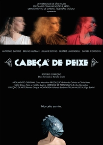 Cabeça de Peixe - Poster / Capa / Cartaz - Oficial 1