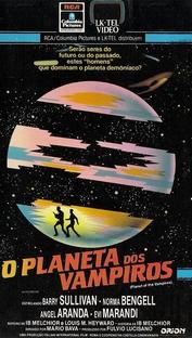 O Planeta dos Vampiros - Poster / Capa / Cartaz - Oficial 4