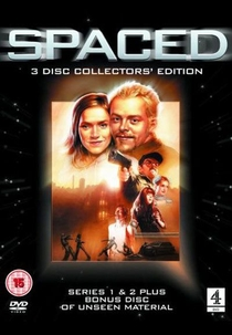 Spaced: Skip to the End - Poster / Capa / Cartaz - Oficial 1