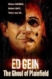 Ed Gein - O Demônio de Plainfield - Poster / Capa / Cartaz - Oficial 1