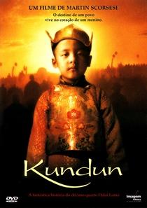 Kundun - Poster / Capa / Cartaz - Oficial 5