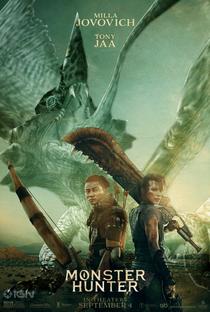 Monster Hunter - Poster / Capa / Cartaz - Oficial 5