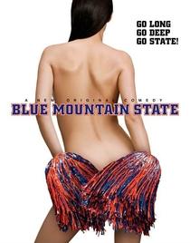 Blue Mountain State (1ª Temporada) - Poster / Capa / Cartaz - Oficial 2