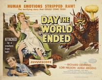 Day the World Ended - Poster / Capa / Cartaz - Oficial 2