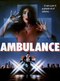 A Ambulância - Poster / Capa / Cartaz - Oficial 4
