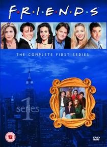 Friends (1ª Temporada) - Poster / Capa / Cartaz - Oficial 1