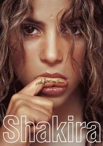 Shakira - Oral Fixation Tour - Poster / Capa / Cartaz - Oficial 1