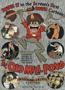 The Old Mill Pond - Poster / Capa / Cartaz - Oficial 1