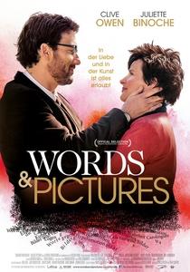 Palavras e Imagens - Poster / Capa / Cartaz - Oficial 2