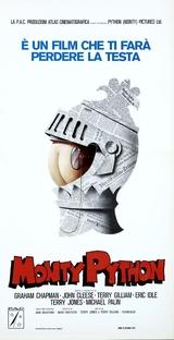 Monty Python em Busca do Cálice Sagrado - Poster / Capa / Cartaz - Oficial 6