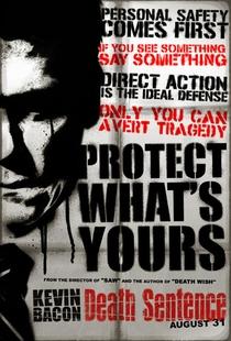 Sentença de Morte - Poster / Capa / Cartaz - Oficial 5