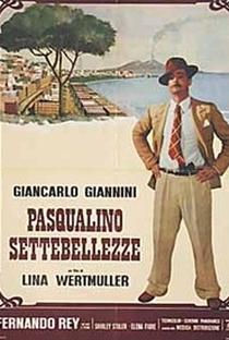 Pasqualino Sete Belezas - Poster / Capa / Cartaz - Oficial 6