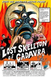 The Lost Skeleton Of Cadavra - Poster / Capa / Cartaz - Oficial 3
