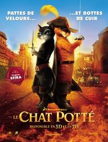 Gato de Botas - Poster / Capa / Cartaz - Oficial 6