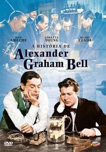 A História de Alexander Graham Bell - Poster / Capa / Cartaz - Oficial 2