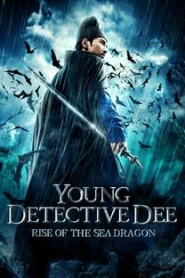 Jovem Detetive Dee: Ascensão do Dragão do Mar - Poster / Capa / Cartaz - Oficial 2