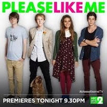Please Like Me (1ª Temporada) - Poster / Capa / Cartaz - Oficial 6