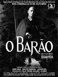 O Barão - Poster / Capa / Cartaz - Oficial 1