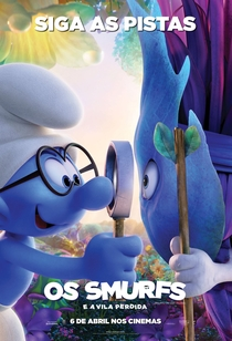 Os Smurfs e a Vila Perdida - Poster / Capa / Cartaz - Oficial 6
