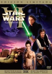 Star Wars: Episódio VI - O Retorno de Jedi - Poster / Capa / Cartaz - Oficial 8