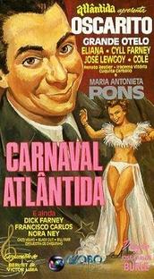 Carnaval Atlântida - Poster / Capa / Cartaz - Oficial 1