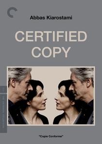 Cópia Fiel - Poster / Capa / Cartaz - Oficial 3
