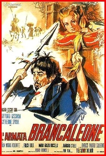 O Incrível Exército de Brancaleone - Poster / Capa / Cartaz - Oficial 2