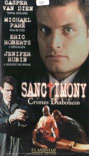 Crimes Diabólicos - Poster / Capa / Cartaz - Oficial 2