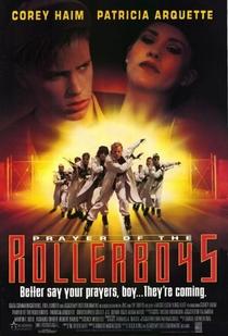 Rollerboys - A Nova Geração de Guerreiros  - Poster / Capa / Cartaz - Oficial 1