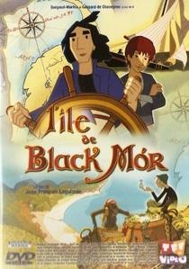 A Ilha de Black Mor - Poster / Capa / Cartaz - Oficial 1