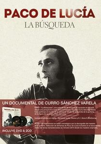 Paco de Lucía - Poster / Capa / Cartaz - Oficial 1