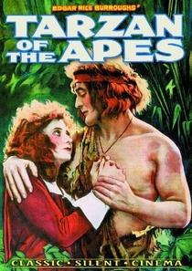 Tarzan, O Homem Macaco - Poster / Capa / Cartaz - Oficial 5