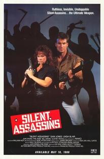 Assassinos Silenciosos - Poster / Capa / Cartaz - Oficial 1