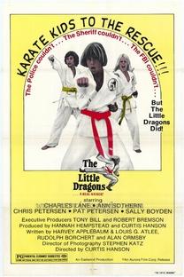 Os Pequenos Dragões - Poster / Capa / Cartaz - Oficial 1