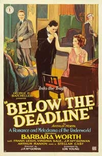 Below the Deadline - Poster / Capa / Cartaz - Oficial 2