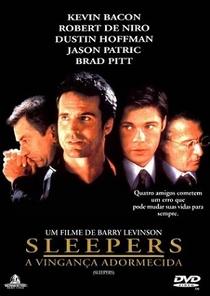 Sleepers - A Vingança Adormecida - Poster / Capa / Cartaz - Oficial 4